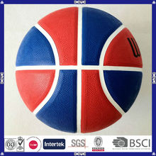hot sale promotional China wholesaler high quality rubber basketball