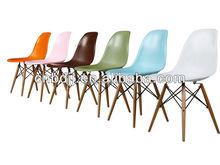 Populaire salle à manger restaurant hôtel de la maison eames silla eames chaise