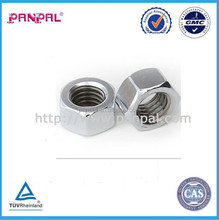 Approved By ISO9001 Carbon Steel Galvanized Hex Head Nut