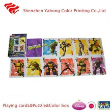 wholesale custom playing cards china supplier