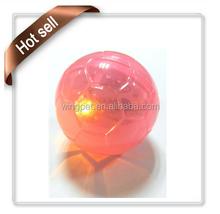 flashing bouncy balls LED bouncy Ball pets training goods