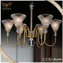 Latest Hanging Decoration Modern Crystal moon and stars chandelier