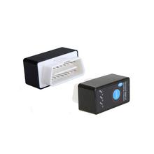 Super Mini Bluetooth ELM327 ELM 327 OBD2 obd ii CAN-BUS Diagnostic Car Scanner Tool with Switch Works on Symbian Windows