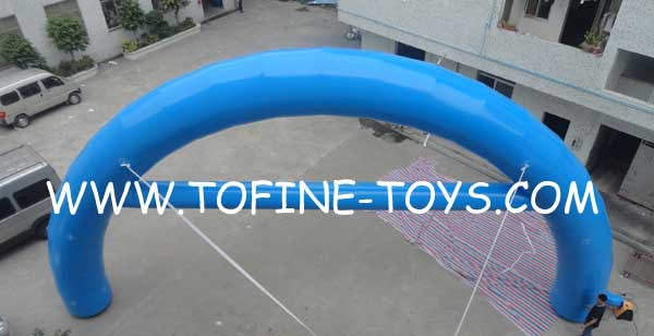 wholesale Customized Nylon & PVC inflatable arch,inflatable advertising