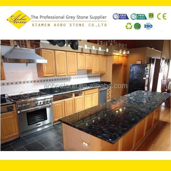 Volga Blue Granite Laminate Kitchen Island Countertop Buy Laminate Kitchen Island Countertop