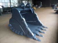 Earthmoving Machinery parts Excavator Digging Bucket EC290