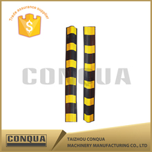 china Black and Yellow Round Angle Wall protector