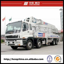 Used japanese 4x4 mini trucks,Daewoo concrete pump truck,Mini concrete pump truck