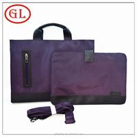 2015 fashionable & convenient nylon laptop bag ladies Business laptop messenger bag