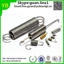 China hardware company spring for malibu pilates chair/resistance springs/Reformer pilate spring
