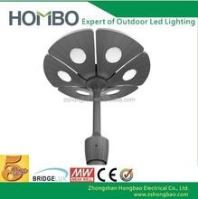 2014 new style HB-063-01-30w~60watts tulip solar garden light led garden light