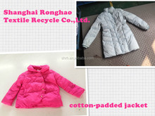 high quality ladies winter used clothing