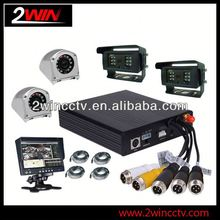 Cheap Prices!! 64GB 3G Vehicle CCTV Mobile 16ch dvr cctv