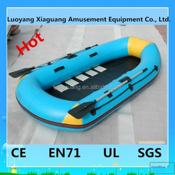 Chinese professional supplier! Summer inflatable funny water play games inflatable boat rib