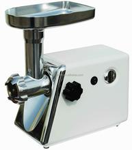 Powerful aluminium meat grinder