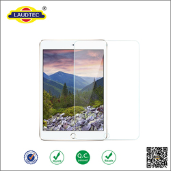 0.3mm 2.5D 9H big Size Tempered glass Screen Protector for IPad 2 3 4 ----- Laudtec