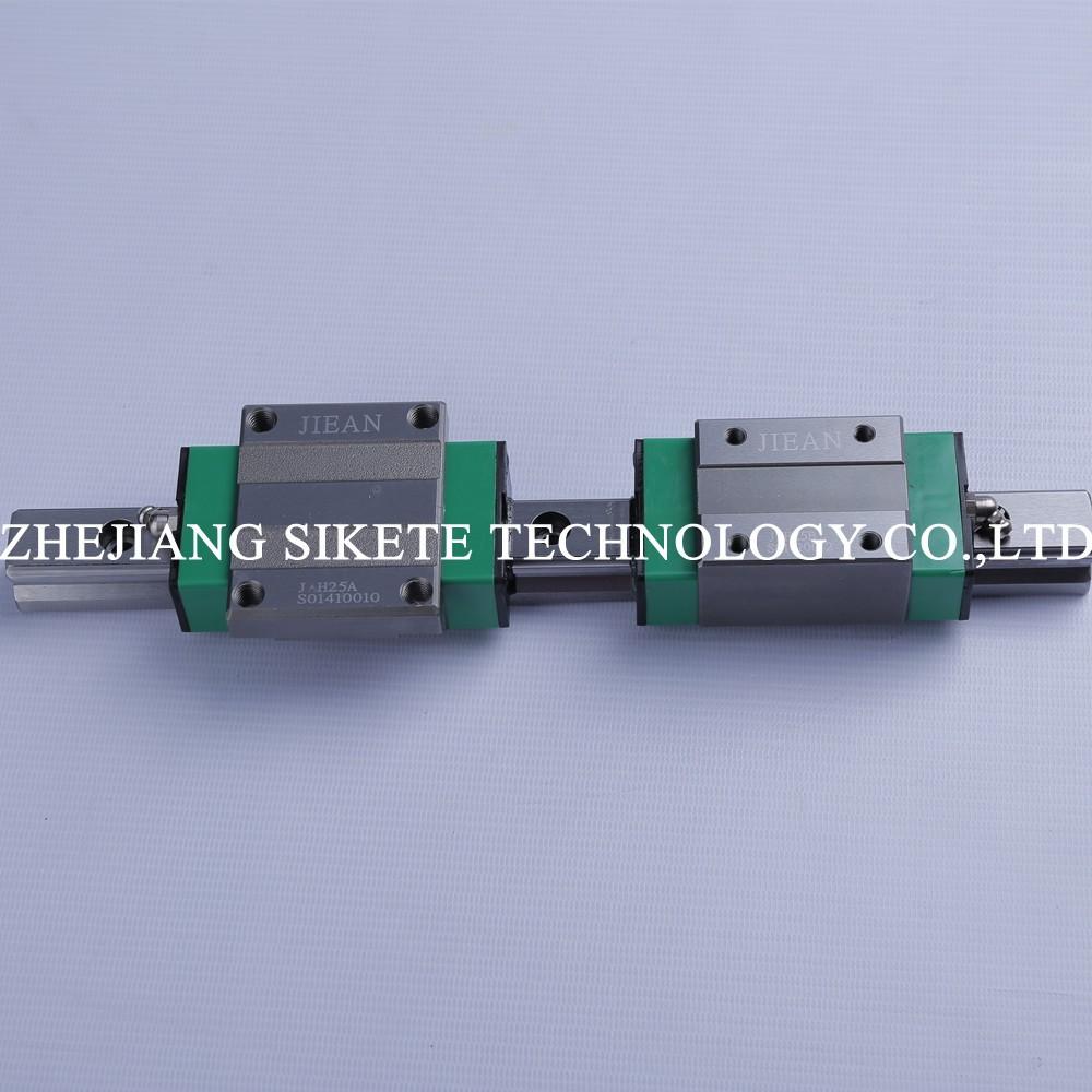 Linear Slide Track Motorized Linear Rail Block Trh25bl