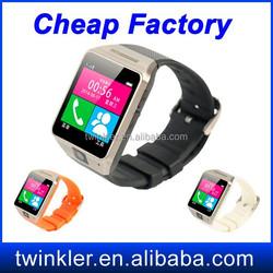 1.54 inch latest wrist watch mobile phone smart watch phone