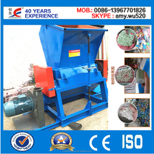 Factory manufacture aluminium can crushing machine