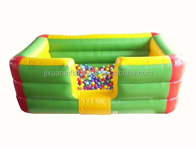Ballon gonflable tang enfants piscine balles mini for Piscine a tube