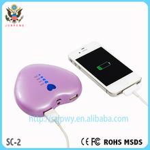 Patent products a grade universal power bank rohs mobile power station ,CE&FCC&RoHS
