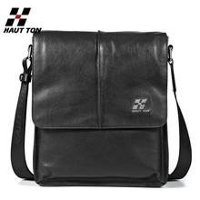 DB95 china manufacturer shoulder bag mens messenger leather bag strap