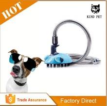 Pet dog bath brush for shampoo