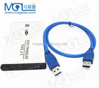 """2.5"""" Hard dis HDD Enclosure with USB 3.0 cable"""