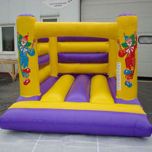 China professional inflatable bouncy castle factory