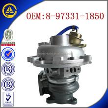 RHF4H 8-97331-1850 VA420076-VIDZ turbocharger for Isuzu 4JB1TC