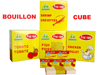 your best choice- seasoning bouillon cubes from anhui goodday food