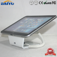 New design chargeable acrylic display stand for tablet laptop