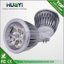 5W DC12 MR16, 5W GU10/GU5.3 spot led light high quality with ce rohs