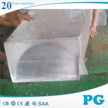 PG fantastic plexiglass backboard
