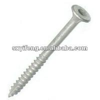 Bugle Batten Screw / Type 17 / Galvanised / Internal Hex Drive