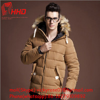 Hot selling Factory Price Cheap Mens Designer water proof winter coats