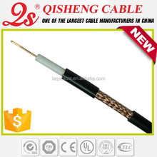 Best quality CATV Antenna cable RG6 CCTV cable RG59+2C raw material