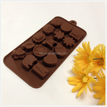 chocolate mold silicone moulds Custom,OEM orders to undertake
