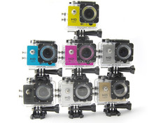 12MP HD1080p digital wifi sj7000 sport action waterproof camera ,sjcam 1.5inch wifi sj7000 video camera night vision sd card