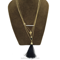 Gold Fashion Elegant Jewelry for 1.00 Cross Charm Necklace 2015