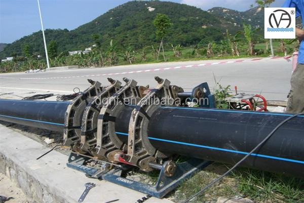 Pe water supply polyethylene pipe outside diameter mm