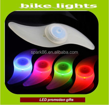giveaway flash light cycling wheel fireflys (red ,blue ,green ,pink ,white led) bicycle tire light for decoration