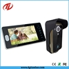 Clear voice and image wireless apartment video doorphone