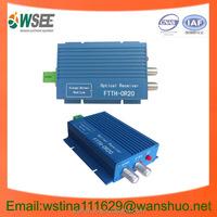 Compact node /CATV FTTH optical receiver