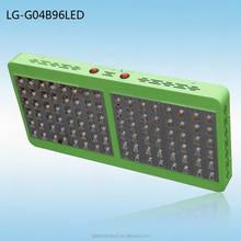 2014 lg grow led light panel 300w, full spectrum led grow lights, lg led 96,LG-G04B96LED vegging/flowering switches design