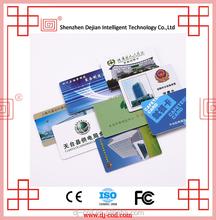 dejian good quality tk4100 125KHz RFID card contactless rfid ID/IC card