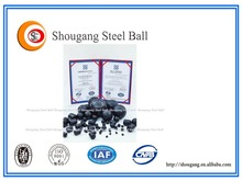 high chrome casting steel ball use in power station
