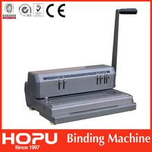 manual book of glue calendar iron clip money binding engine