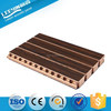 Wooden Grooved Acoustic Fireproof Board Sound Reflective Materials
