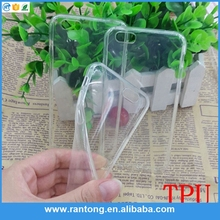 For iPhone 6 Clear Transparent Crystal Soft TPU Silicone Gel Cover Case Skin